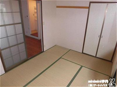 【和室】サンセジュール