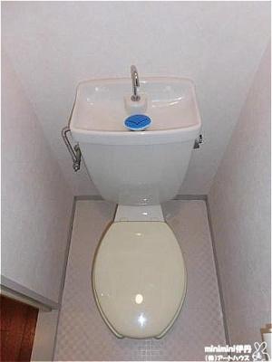 【トイレ】サンセジュール