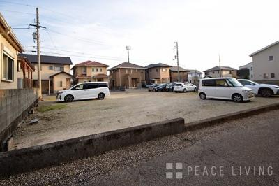 【駐車場】C.H稲田マンション平岡1号棟