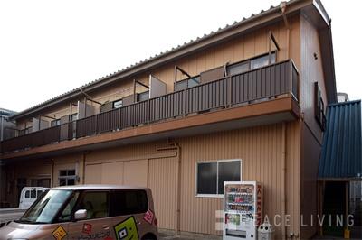 【外観】C.H稲田マンション平岡1号棟