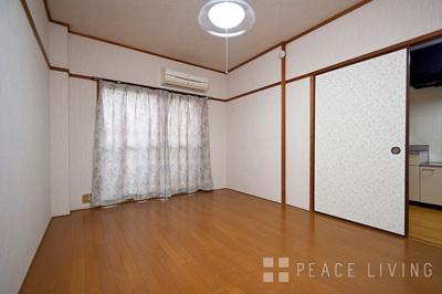 【居間・リビング】C.H稲田マンション平岡1号棟