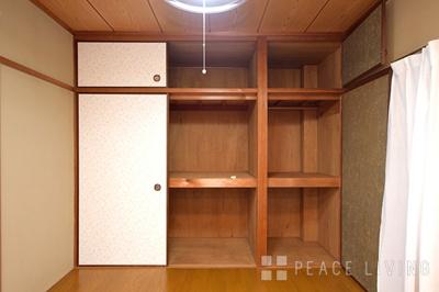 【収納】C.H稲田マンション平岡1号棟