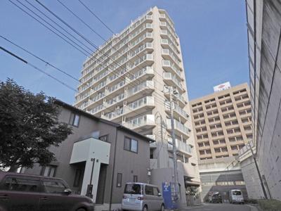 【外観】コスモ与野ステーションビュー