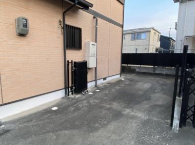【駐車場】稲葉タウンハウス