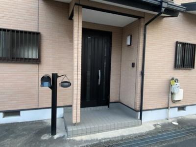 【エントランス】稲葉タウンハウス