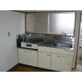 【キッチン】コーポ千歳