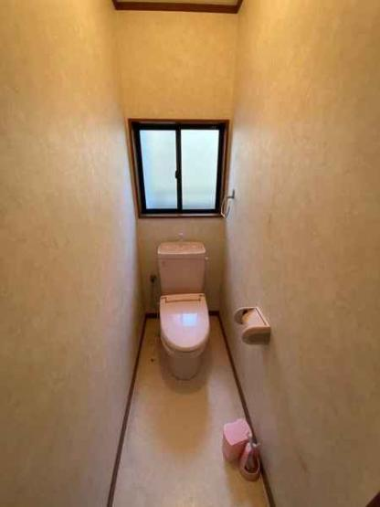 「トイレ写真」