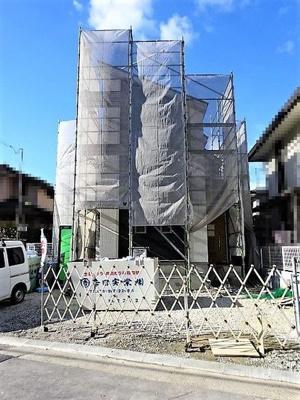 【外観】《》神戸市垂水区塩屋北町4丁目 2号棟 新築戸建