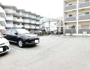 敷地内☆神戸市垂水区 グラン ブル☆