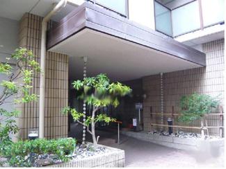 【エントランス】コスモ尼崎駅前通り