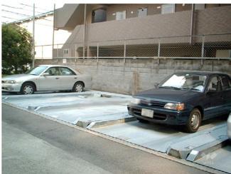 【駐車場】コスモ尼崎駅前通り