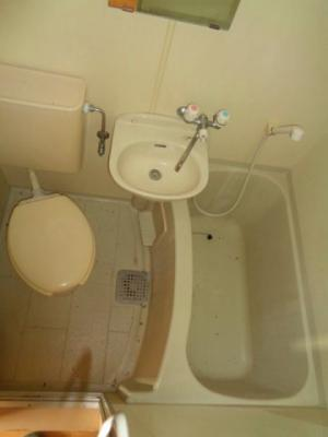 【浴室】プレアール山之内