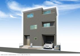 三郷市 駒形 新築戸建 全1棟の画像
