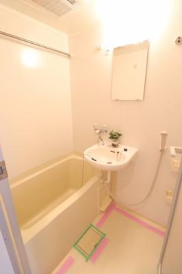 【浴室】エルニシア蔵前