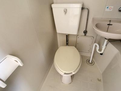【トイレ】クールハイツKANEHIRA