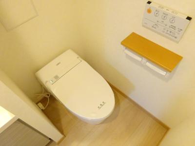 【トイレ】ルーブル三軒茶屋参番館