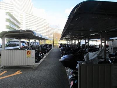 【駐車場】サンヴェール須磨妙法寺