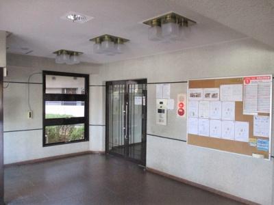 【エントランス】サンヴェール須磨妙法寺
