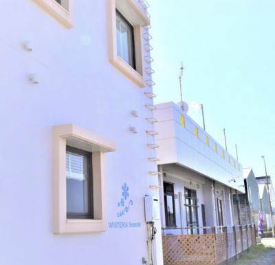 【外観】本部海沿いの築浅一軒家