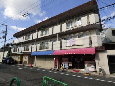 【外観】コーポ松沢