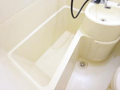 【浴室】ダジュール松原