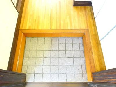 【玄関】ダジュール松原