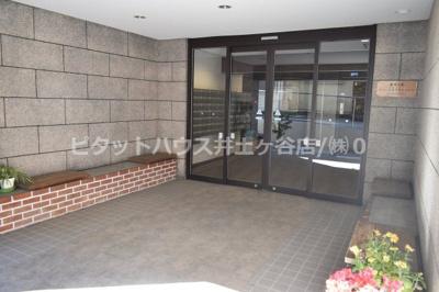 【エントランス】清水ヶ丘ニュースカイマンション