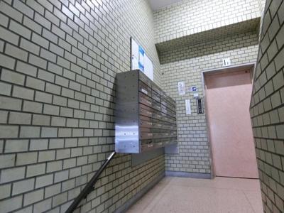 【設備】中野本町団地西京城西ビル