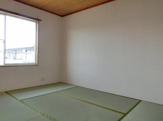 6畳の和室です。