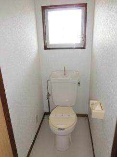 【トイレ】クレスト藤沢