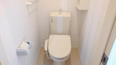 【トイレ】ラディア