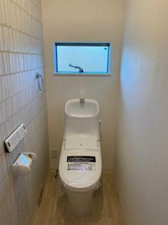 【トイレ】山科区西野山※新築一戸建※A号地