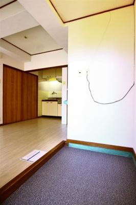 【玄関】歌敷山グリーンハイツ