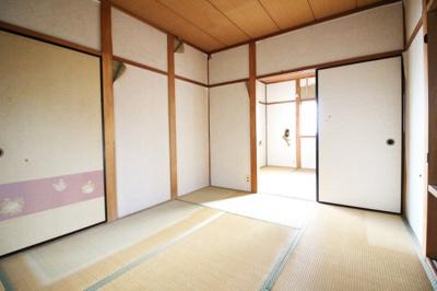 【和室】八幡市男山松里 中古戸建