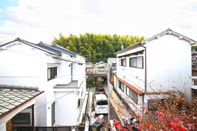 【展望】八幡市男山松里 中古戸建