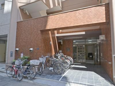 【外観】ドルミ亀戸 4階 角 部屋 リ ノベーション済