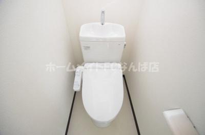 【トイレ】Blue西長堀