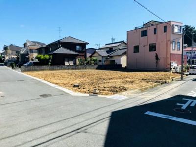 【外観】中区広沢3丁目 売土地 MI