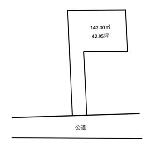 千葉市中央区末広 土地 本千葉駅 小中学校への通学も整っております!