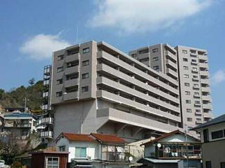 【外観】ウイングヒル神宮山・オーナーチェンジ