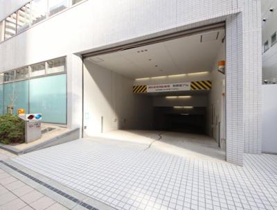 【駐車場】神戸シルクセンタービル