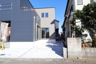 千葉市若葉区若松町 新築一戸建て 桜木駅 駐車二台可能です
