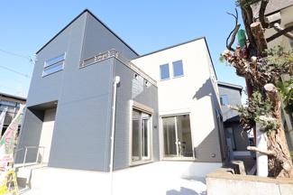 千葉市若葉区若松町 新築一戸建て 桜木駅 日当たりの良い4LDK新築戸建てです