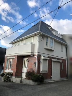 【外観】神戸市垂水区山手7丁目 中古戸建
