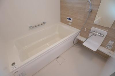 【浴室】アンソレイエ ファミーユ B棟