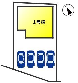【完成予想図】東海市名和町北本郷 新築分譲戸建