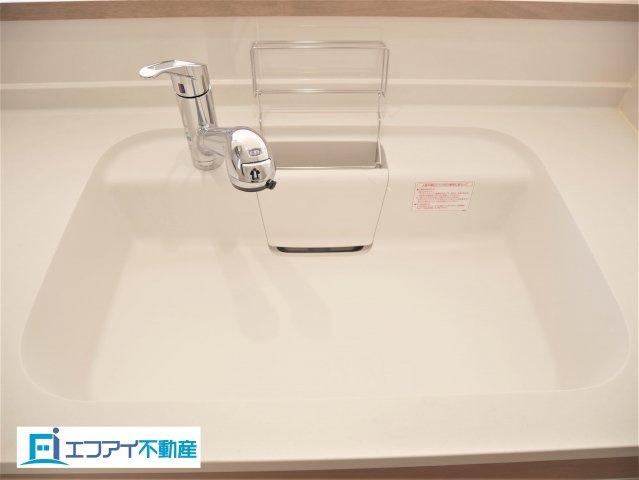 浄水器 その他設備 いつでも綺麗なお水が飲める浄水器!