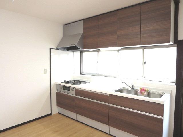 【キッチン】樋井川4丁目戸建て