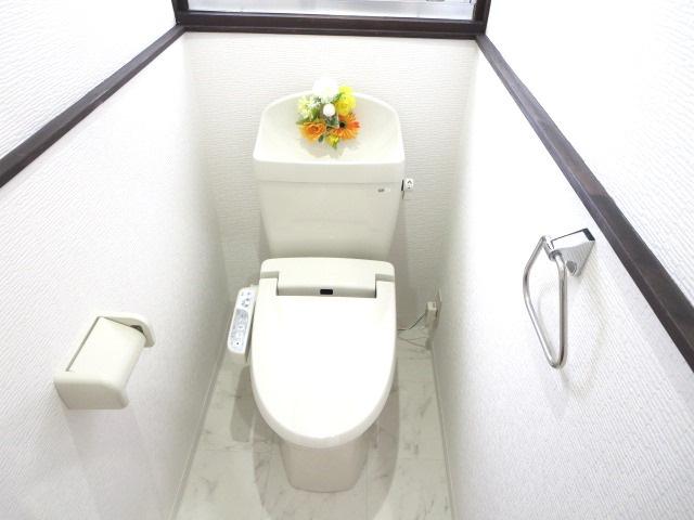 【トイレ】樋井川4丁目戸建て