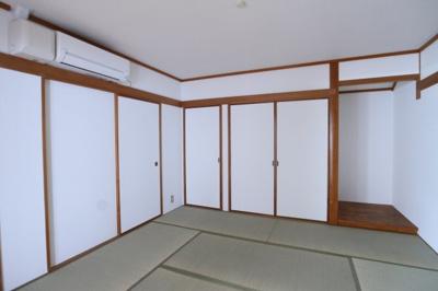 【内装】星陵台店舗付貸家